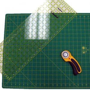 Step 4: Precise cutting
