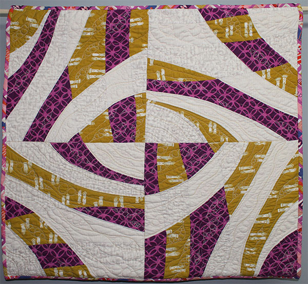 How a challenge can up your quilting skills